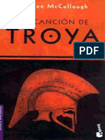 La Cancion de Troya - Colleen McCullough