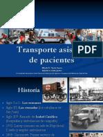 Transporte Asisitido de Pacientes
