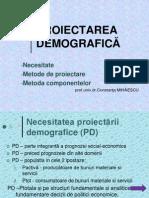 Proiectare demografica