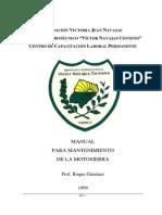 Manual Demo to Sierra