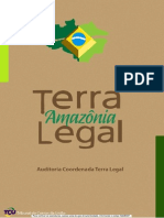 Relatório de Fiscalização TCU do Programa Terrra Legal