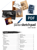 Corel Sketch Pad User Guide