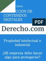 Protección de contenidos digitales