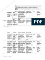 Planificación NM2 Junio 2014