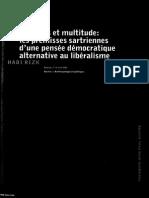 Sartre y Subjetividad