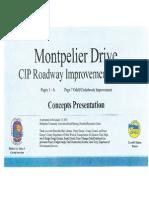 Montpelier CIP Roadway Improvements