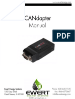 Candapter Manual