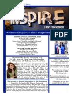 InSpire - January 12 2015