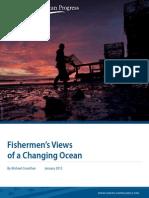 Fishermen's Views of a Changing Ocean
