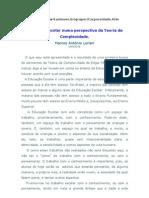 ÉTICA – ARTIGO -Educação Escolar numa perspectiva da Teoria da Complexidade.Marcos Antônio Lorier