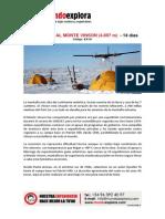 Expedicion Al Artico