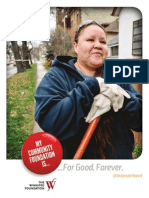 The Winnipeg Foundation 2014 Annual Report