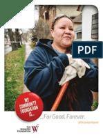 The Winnipeg Foundation 2014 Annual Report