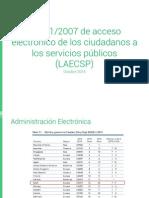 Curso Administracion Electronica