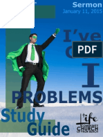 "I've Got ""I"" Problems"