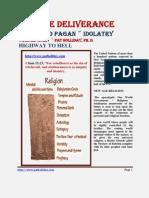 New World Pagan Idolatry 2