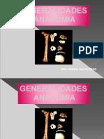 1. Generalidades de Anatomia