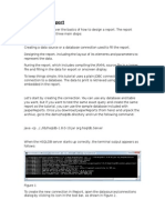 Designing a Report_Jasper