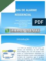 Sistema de Alarme Residencial - Lucas Carvalho, Vítor Ávila