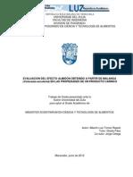 Almidon en Embutidos 2012