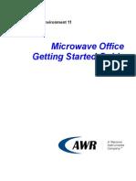 Guía Microwave Office 11