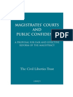 Magistrates Court Review February 2003