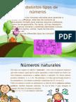 3. Distintos Tipos de Números