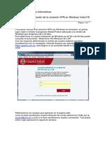 Configuración Proxy Ucm