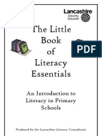 The Little Book of Literacy Essentials
