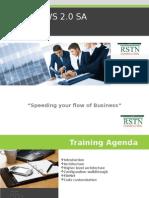 IWS Training Architecture