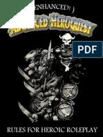 Enhanced Advanced Heroquest Rulebook