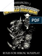 Enhanced Advanced Heroquest Rulebook