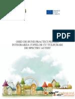 Ghid de Bune Practici Pentru Integrarea Copiilor Cu Tulburari de Spectru Autist2