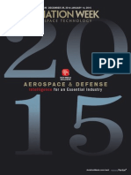 Aviation Week & Space Technology - 29 December 2014