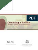 Disciplina Deontologia Unidade 01 MD