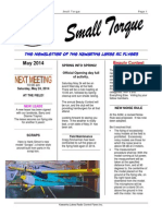 newsletter april 2014