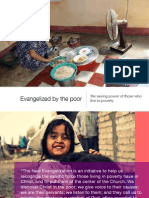 Salvific Power of the Poor (Evangelized by the Poor)