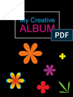 My Creative Album - Book