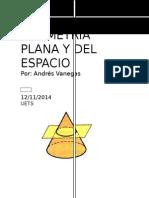 Geometria Plana y Del Espacio