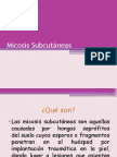 Micosis Subcútaneas