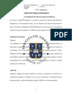 Instituto Max Planck DELGADO 6A