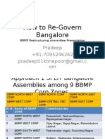 BBMP Restructuring Committee