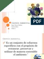 1. Gestión Ambiental 1,2,3