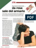 La Novela Rosa Sale Del Armario