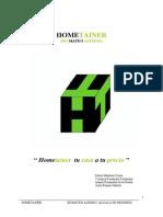 ProyectodeEmpresa_HOMETAINER