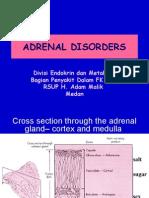 4. Kuliah Adrenal Disorders