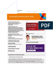 Accounting and Assurance News Today 2014 Edition 31