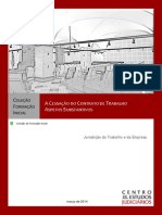 A Cessacao Do Contrato de Trabalho Aspetos Substantivos Mar 2014