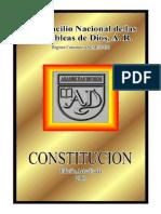 Constitución de Las Asambleas de Dios 2007