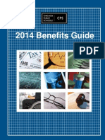CPS Benefits Guide 2014